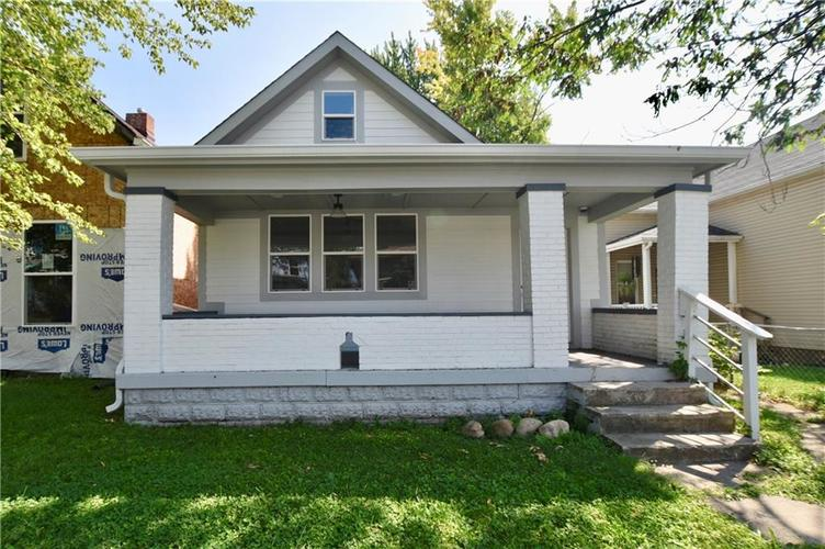 1337 Union Street Indianapolis, IN 46225   MLS 21670452   photo 1