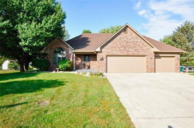 386  Gullane Court Avon, IN 46123 | MLS 21670573