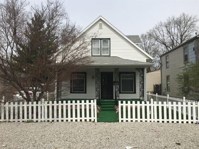 1224  Martin Street Indianapolis, IN 46227 | MLS 21670593