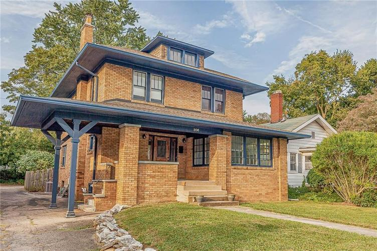 206 E 51st Street Indianapolis, IN 46205 | MLS 21670682 | photo 1