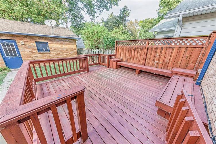 206 E 51st Street Indianapolis, IN 46205 | MLS 21670682 | photo 26