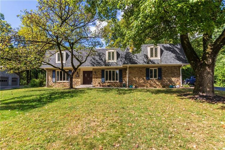 7820  Camelback Drive Indianapolis, IN 46250 | MLS 21670694