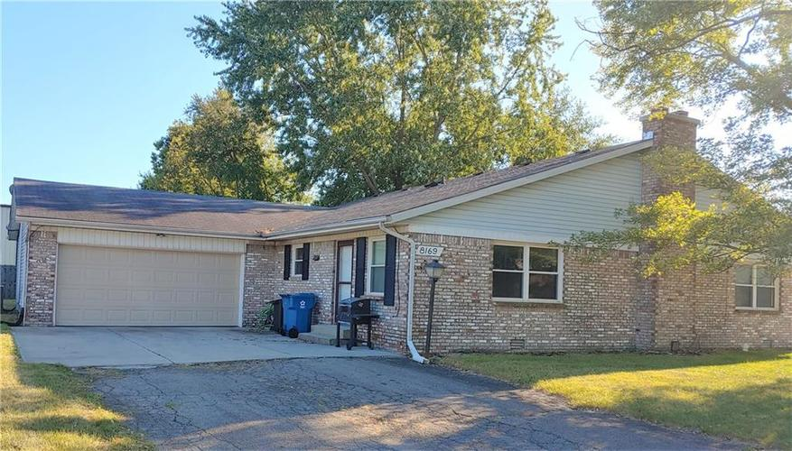 8169  Old Farm Lane Indianapolis, IN 46214 | MLS 21670698