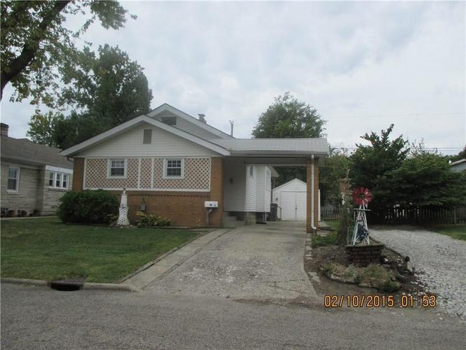 50 N Catherwood Avenue Indianapolis, IN 46219 | MLS 21670722 | photo 1