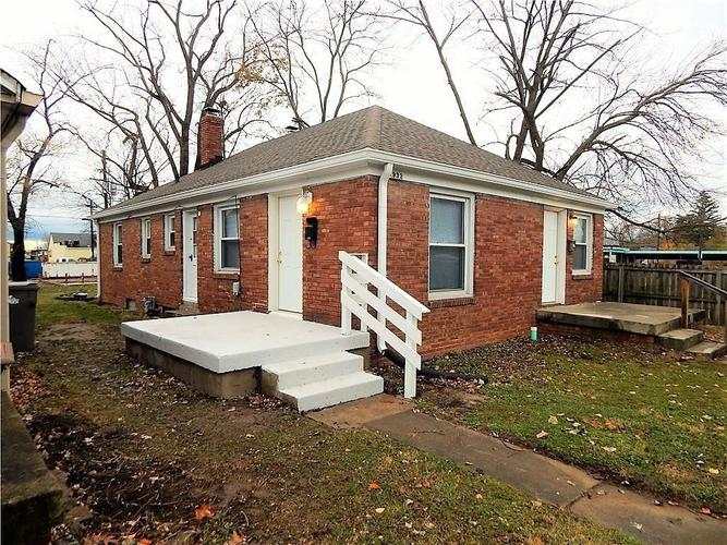932 N Leland Avenue Indianapolis, IN 46219 | MLS 21670742