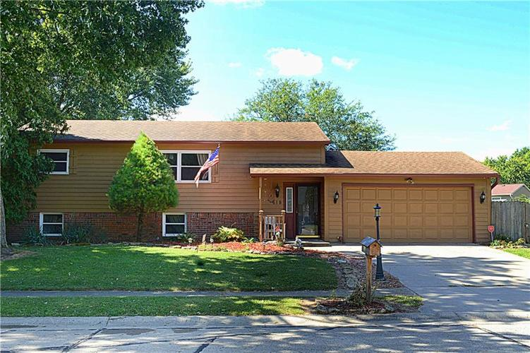 618  Spring Valley Drive Indianapolis, IN 46231 | MLS 21670754