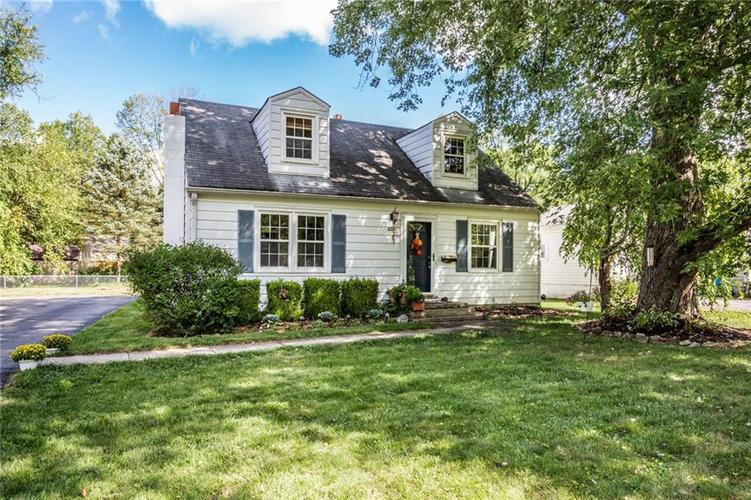 6443  MAPLE Drive Indianapolis, IN 46220   MLS 21670817