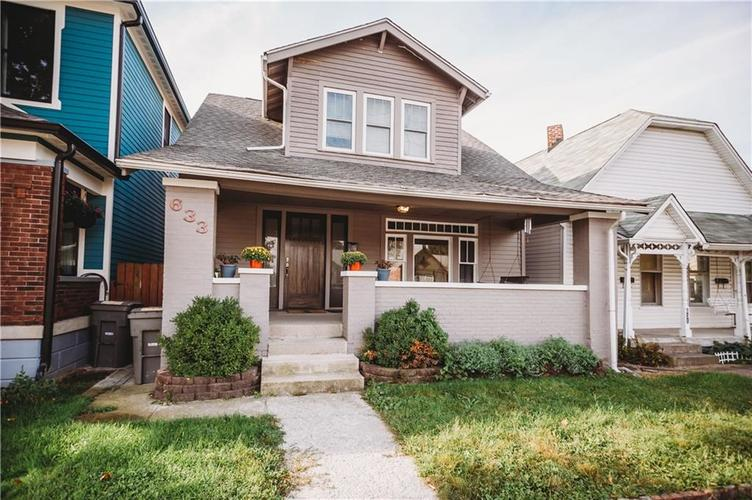633 E McCarty Street Indianapolis, IN 46203 | MLS 21670853 | photo 1