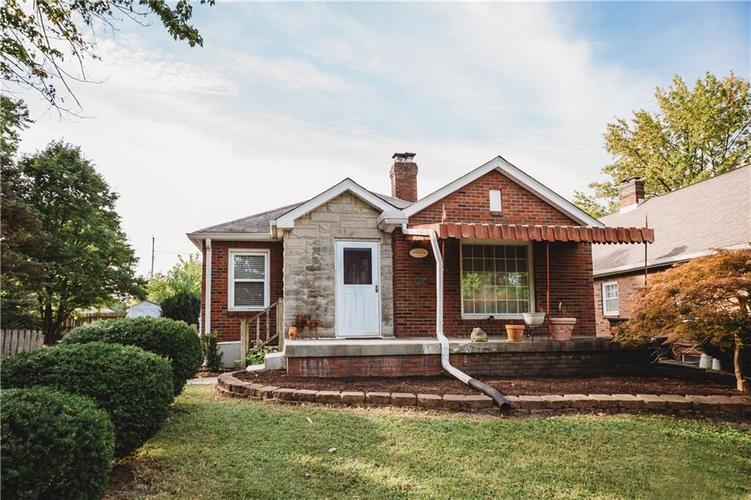 6807 Lowell Avenue Indianapolis IN 46219 | MLS 21670854 | photo 1