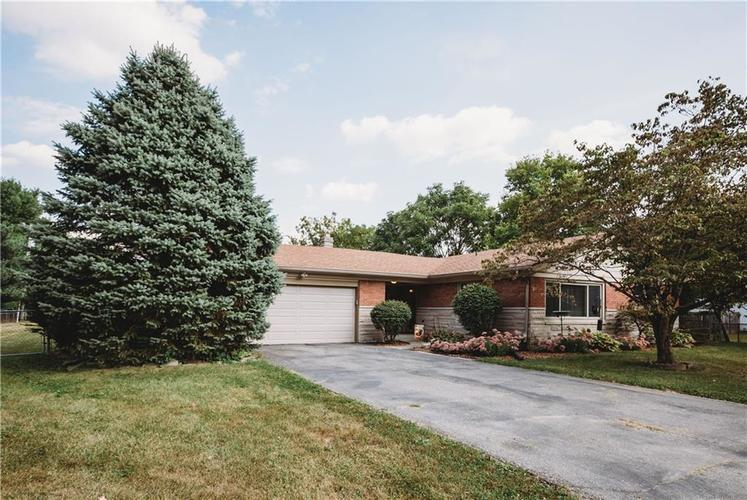 2933 Tansel Road Indianapolis, IN 46234 | MLS 21670856 | photo 1
