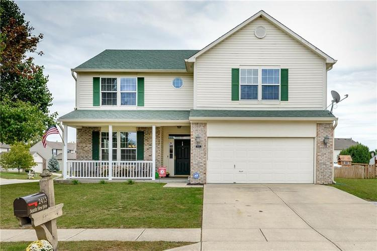 2413  Seattle Slew Drive Indianapolis, IN 46234 | MLS 21670922