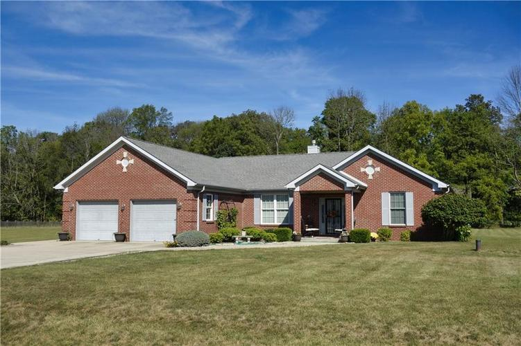 1075 S Smith Drive Rushville, IN 46173 | MLS 21670946