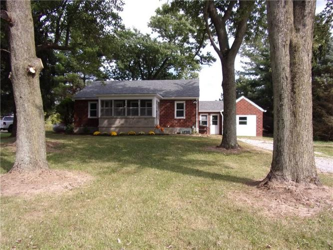5791 North County Road 275 East Greencastle, IN 46135 | MLS 21670957 | photo 1