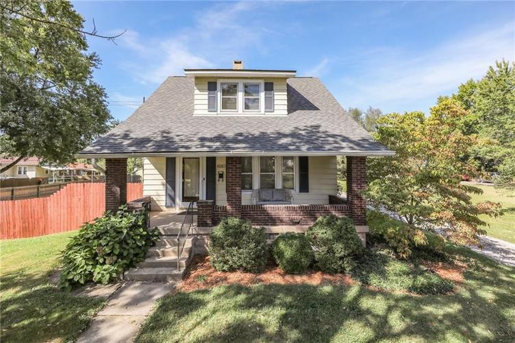 4140  OTTERBEIN Avenue Indianapolis, IN 46227 | MLS 21670972