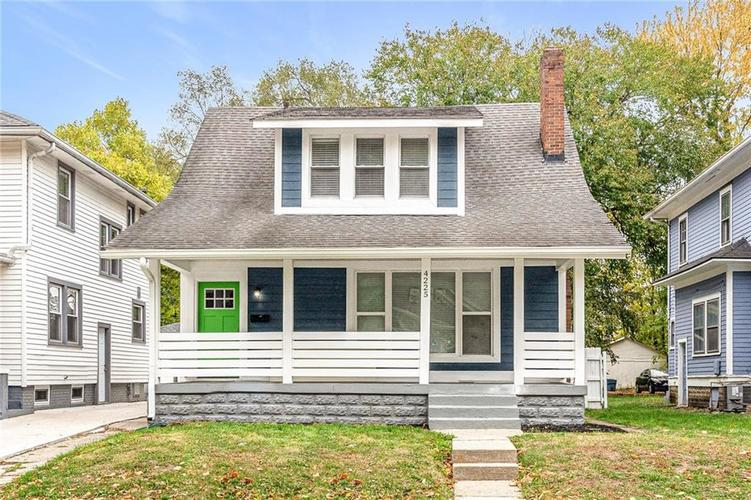 4225  Guilford Avenue Indianapolis, IN 46205 | MLS 21670987
