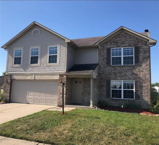 860  TREYBURN GREEN Drive Indianapolis, IN 46239 | MLS 21671002