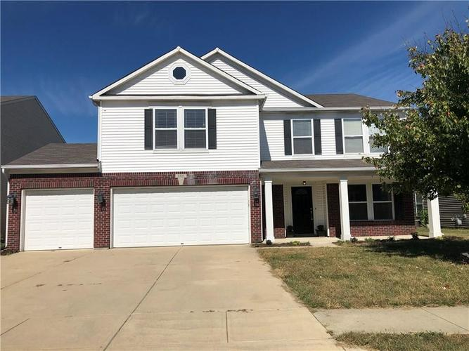 8406 Belle Union Drive Camby, IN 46113 | MLS 21671009 | photo 1