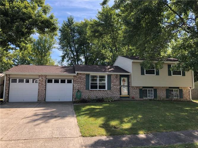 7617 Moultrie Court Indianapolis, IN 46217 | MLS 21671019 | photo 1