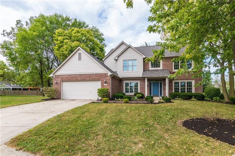 10936 EATON Court Fishers, IN 46038 | MLS 21671097 | photo 1