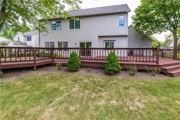 10936 EATON Court Fishers, IN 46038 | MLS 21671097 | photo 24