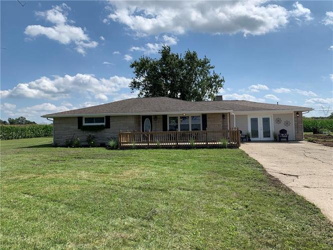 5801 E Centennial Road Muncie, IN 47303 | MLS 21671098