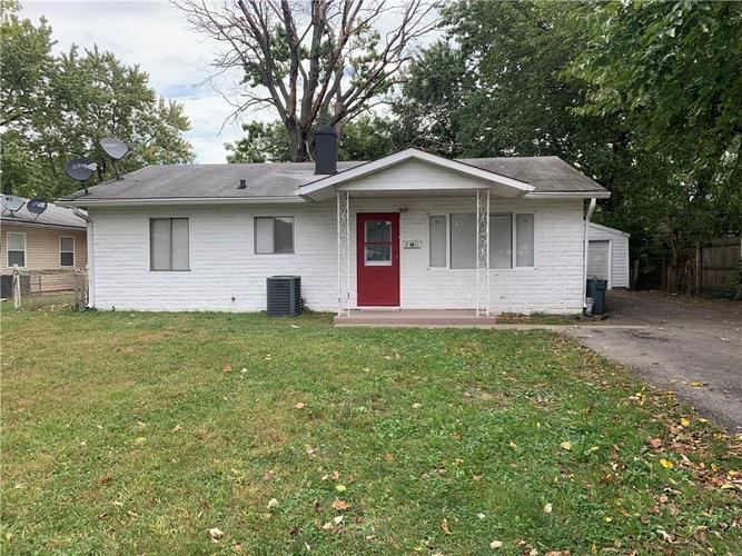 3053 N Falcon Drive Indianapolis, IN 46222 | MLS 21671218