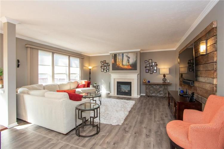 8385 PROVIDENCE Drive Fishers, IN 46038 | MLS 21671220 | photo 6