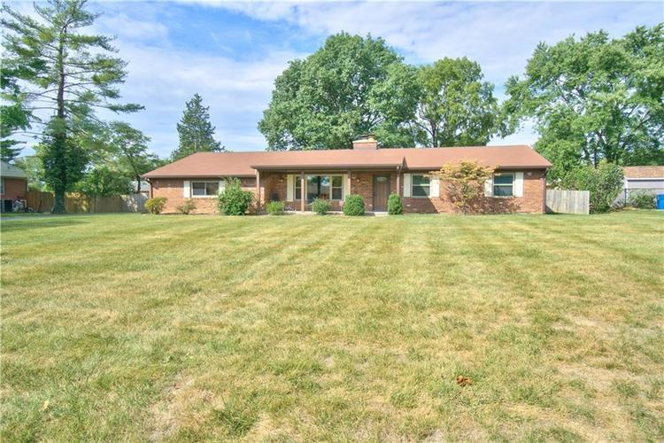 6436  Breamore Road Indianapolis, IN 46220   MLS 21671258