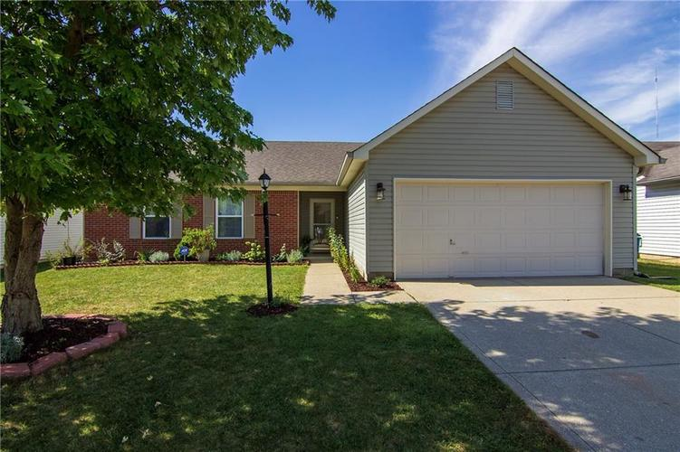 750  Treyburn Green Drive Indianapolis, IN 46239 | MLS 21671261
