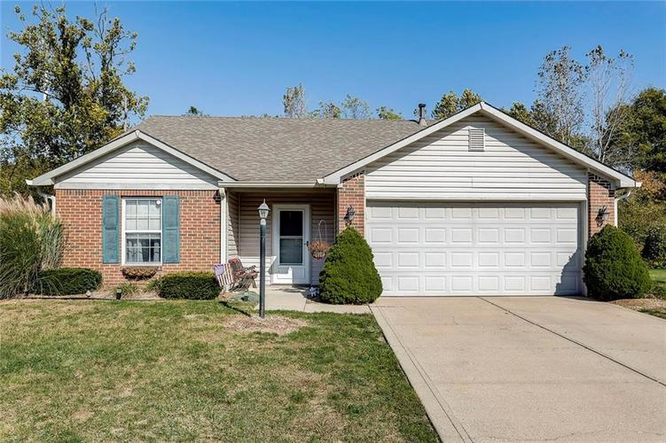 6392  Thistle Bend Avon, IN 46123 | MLS 21671280