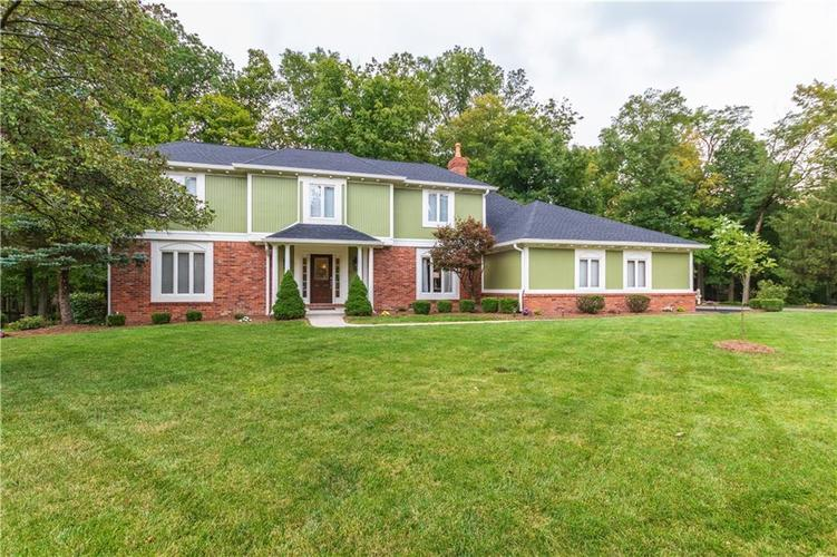 9301  Seascape Drive Indianapolis, IN 46256 | MLS 21671429