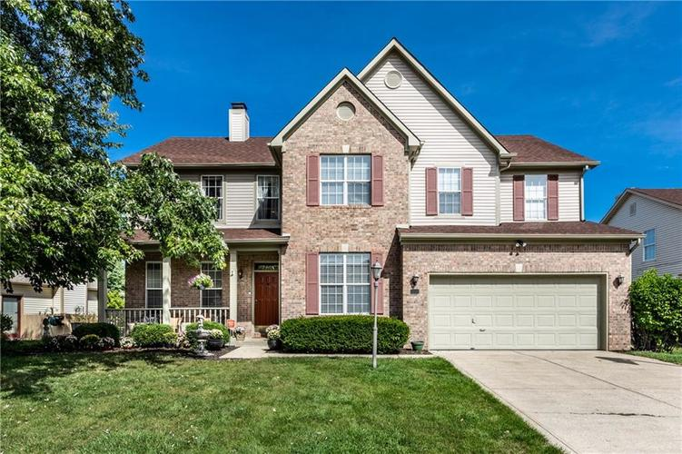 3440  YORKSHIRE Drive Greenwood, IN 46143 | MLS 21671471