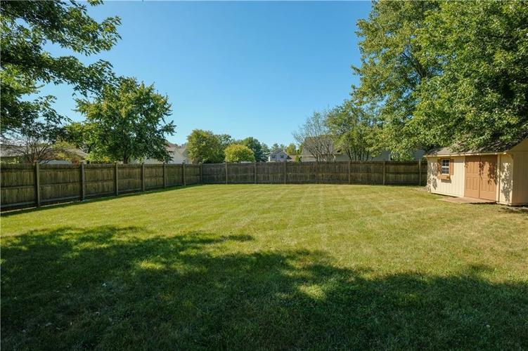 9342 Hadway Drive Indianapolis, IN 46256 | MLS 21671544 | photo 28