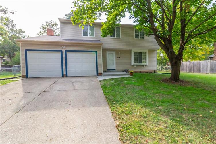 9428  Thornwood Drive Indianapolis, IN 46250 | MLS 21671546