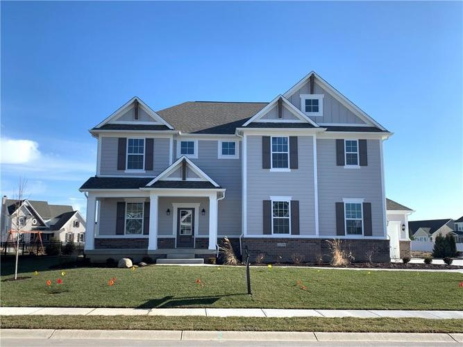 13759 Amber Meadow Drive Fishers, IN 46038 | MLS 21671613 | photo 1