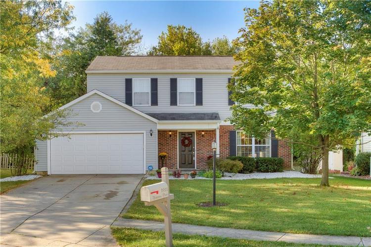 8933  Waterton Place Fishers, IN 46038 | MLS 21671690