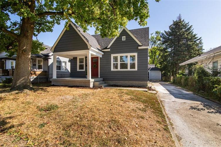 1221 WALLACE Avenue Indianapolis, IN 46201 | MLS 21671694 | photo 1