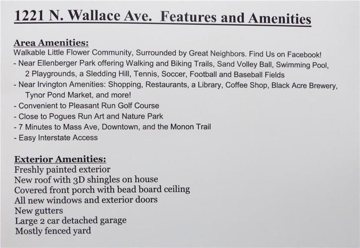 1221 WALLACE Avenue Indianapolis, IN 46201 | MLS 21671694 | photo 33