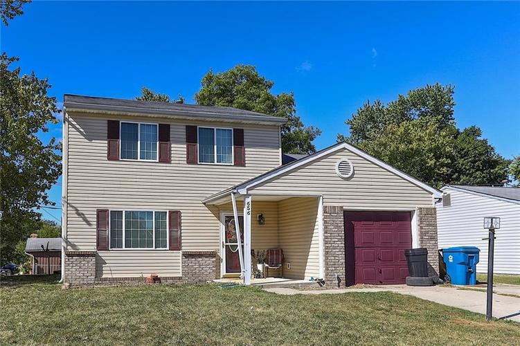 656  WOODS CROSSING Drive Indianapolis, IN 46239   MLS 21671786