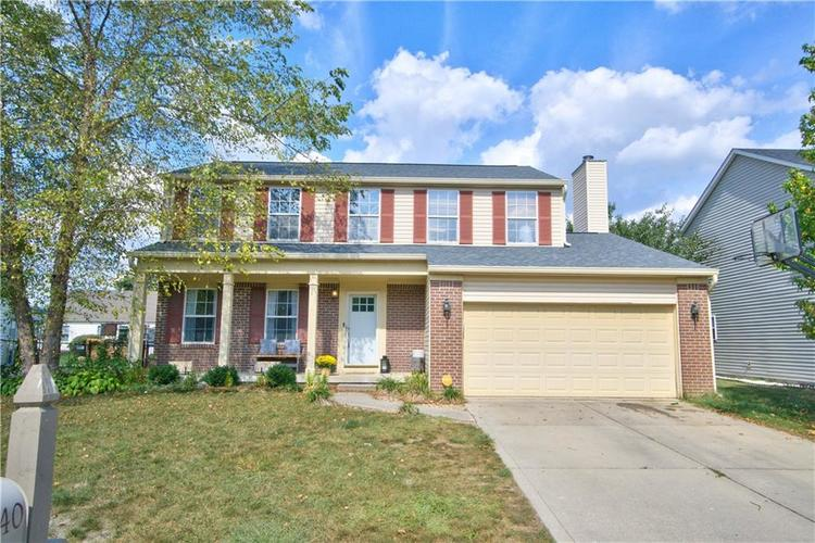 1740  BLANKENSHIP Drive Indianapolis, IN 46217 | MLS 21671915