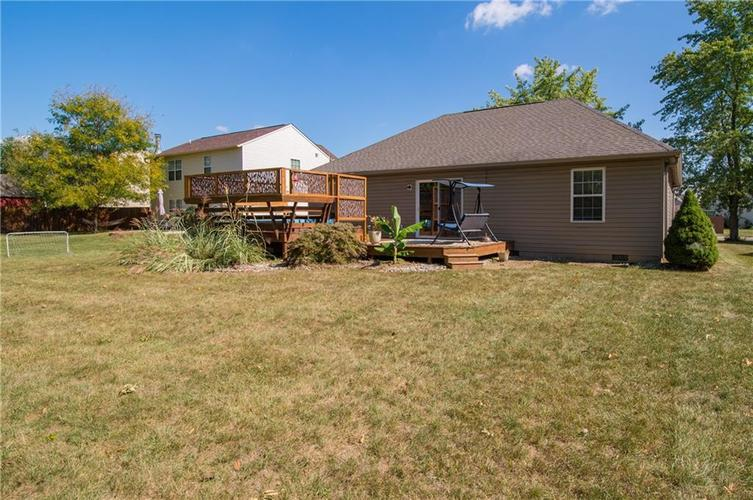 1712 Turning Leaf Drive Franklin, IN 46131 | MLS 21671928 | photo 22