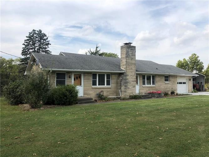 7994 S State Road 59  Clay City, IN 47841 | MLS 21671943