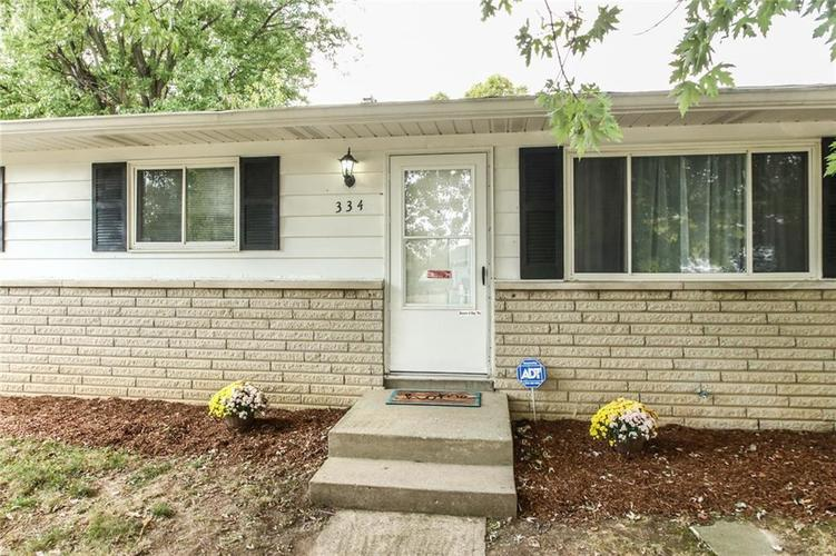 334 S WORTH Avenue Indianapolis IN 46241 | MLS 21671953 | photo 1