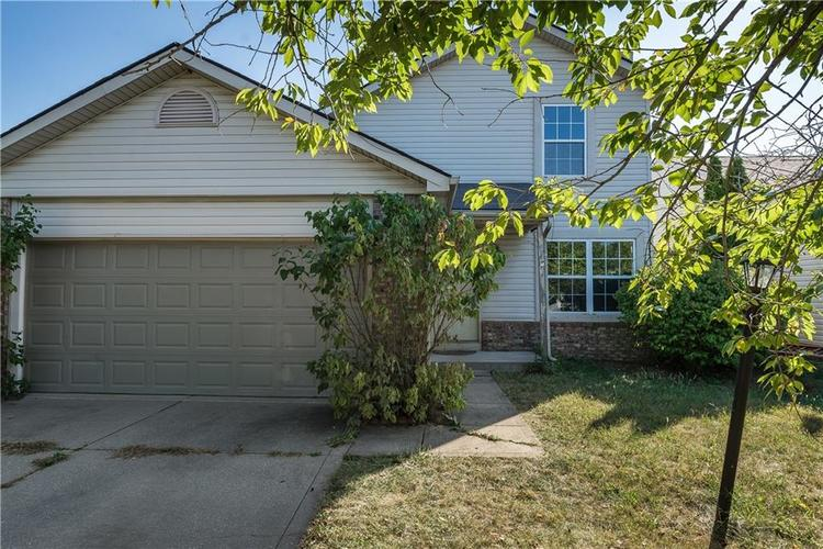4023 WATERFIELD Drive Indianapolis, IN 46235   MLS 21671992   photo 1
