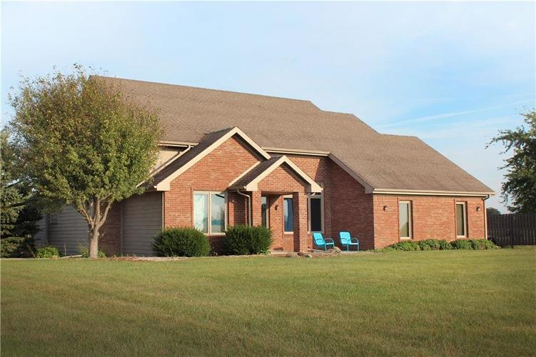 8790 N County Road 925  Alexandria, IN 46001 | MLS 21672033