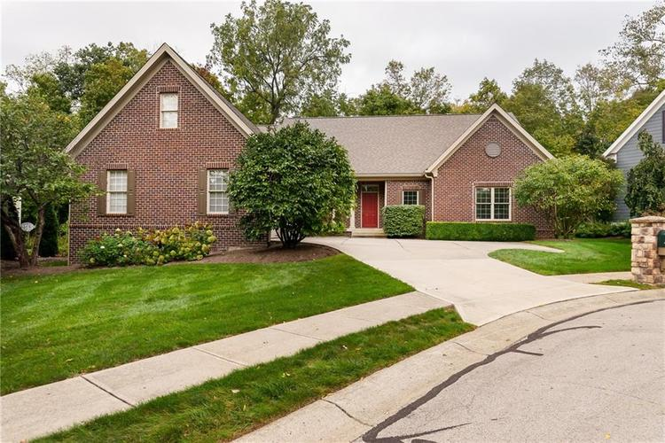 4617 Summersong Road Zionsville, IN 46077 | MLS 21672041 | photo 1