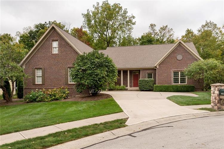 4617 Summersong Road Zionsville, IN 46077 | MLS 21672041 | photo 3