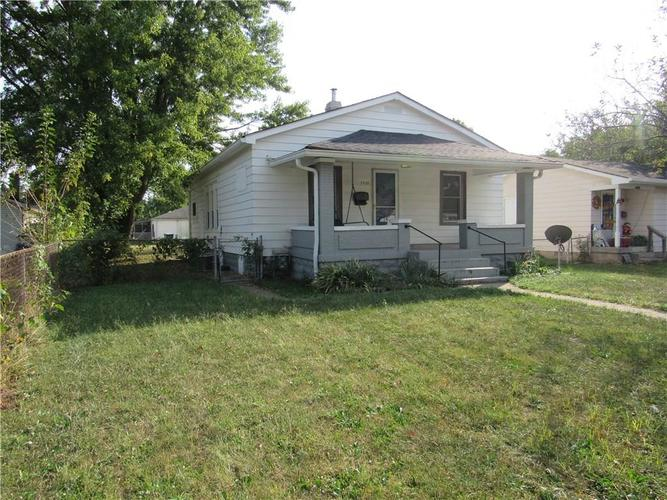 2409 W Ray Street Indianapolis IN 46221   MLS 21672100   photo 1