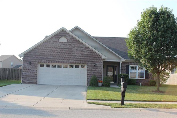 8457  Templederry Drive Brownsburg, IN 46112 | MLS 21672109