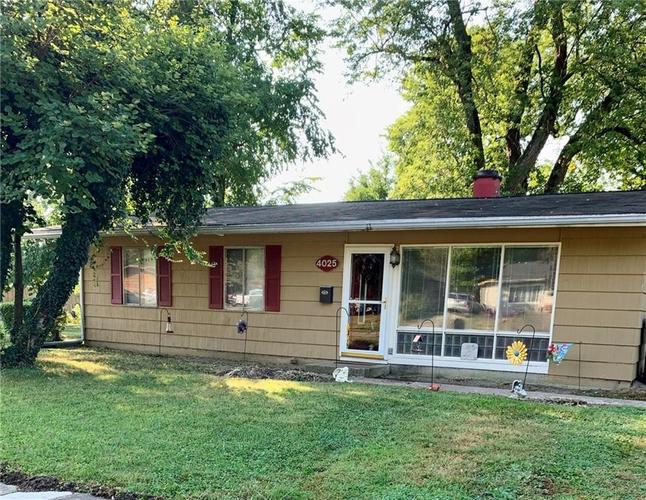 4025  Red Bird Drive Indianapolis, IN 46222   MLS 21672383